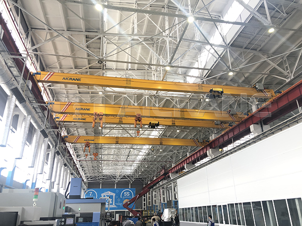 HD 10 Ton And 16 Ton Overhead Cranes For Sale
