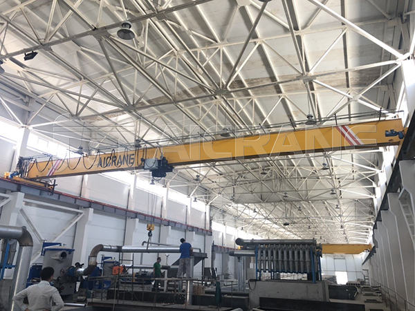 HD 10 Ton Overhead Crane