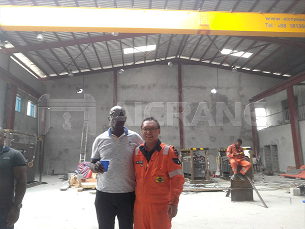 10 Ton Overhead Crane Price Nigeria