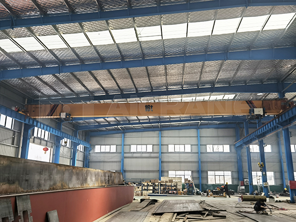 HD 16 Ton Overhead Crane Supplier