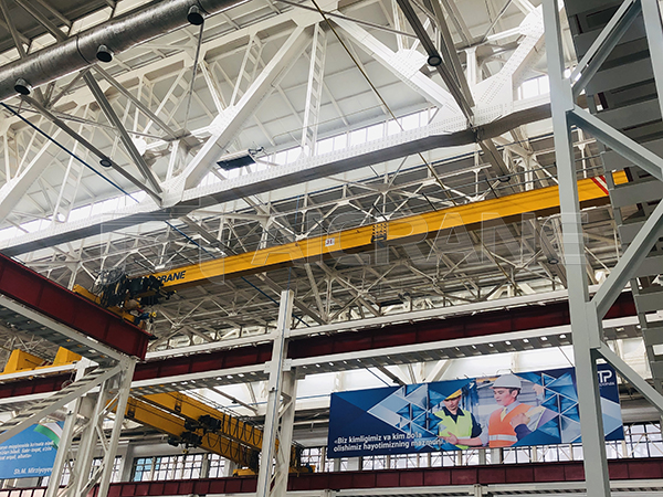 HD 3 Ton Overhead Crane Price