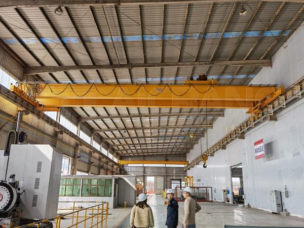 AQ-LH Factory Overhead Crane Price
