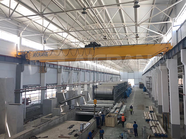 NLH 32 Ton Overhead Crane For Sale