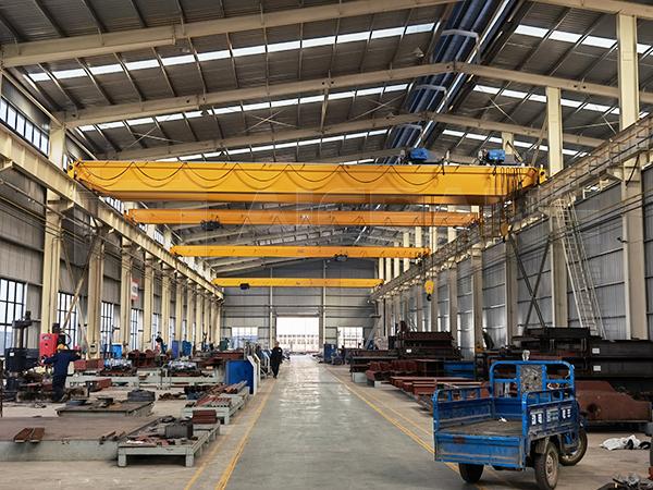 AQ-QDX European Standard Bridge Crane Supplier
