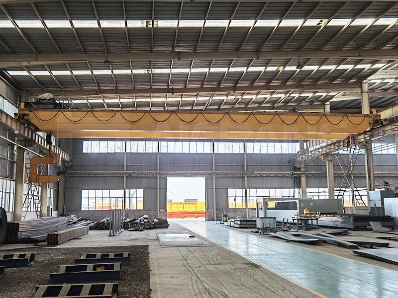 Factory Overhead Crane Manufacturer
