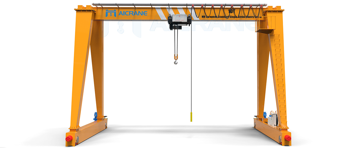 Factory Gantry Crane