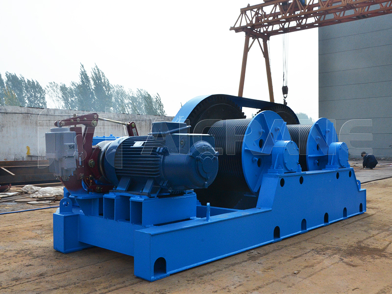 JMM Friction Winch Price