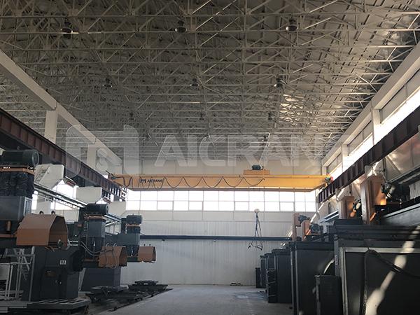 LH Overhead Crane in Factory