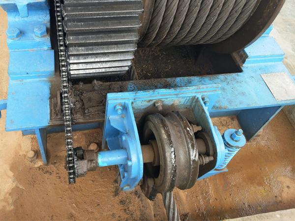 Rope Pressing Wheel