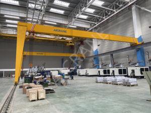 AQ-BMH Semi Gantry Crane For Sale