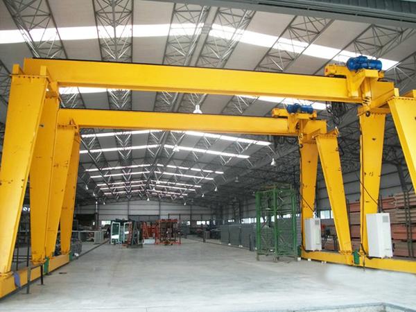 AQ-MH Single Girder Indoor Gantry Crane for Sale