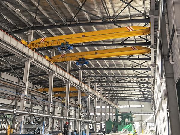 Single Girder Overhead Crane For Sale Malaysia