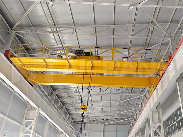 AQ-LH Hoist Double Girder Bridge Crane For Sale Malaysia