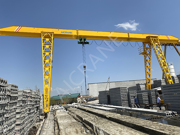 AQ-MH Single Girder Gantry Crane Malaysia