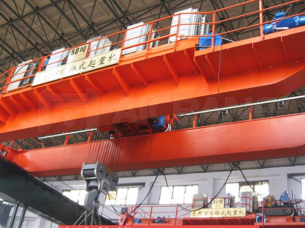 AQ-QB Explosion Proof Overhead Crane Manufacturer
