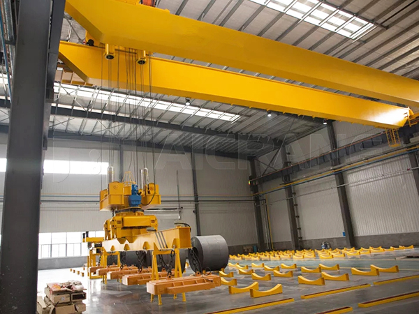 AQ-QCL Magnetic Overhead Crane for sale