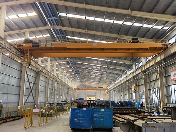 AQ-QDX European Double Girder Bridge Crane Malaysia