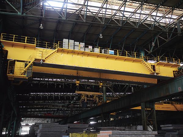 YB Slab Clamp Bridge Crane For Sale