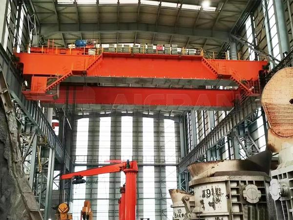 AQ-YZ Casting Overhead Crane For Sale