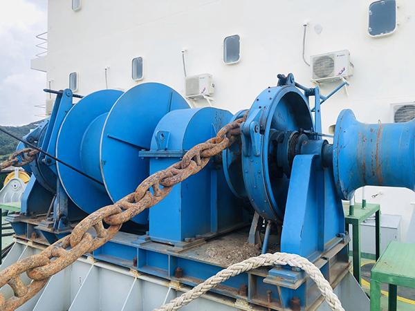 Hydraulic Anchor And Mooring Winch Supplier