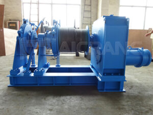Electric Anchor Mooring Winch For Sale