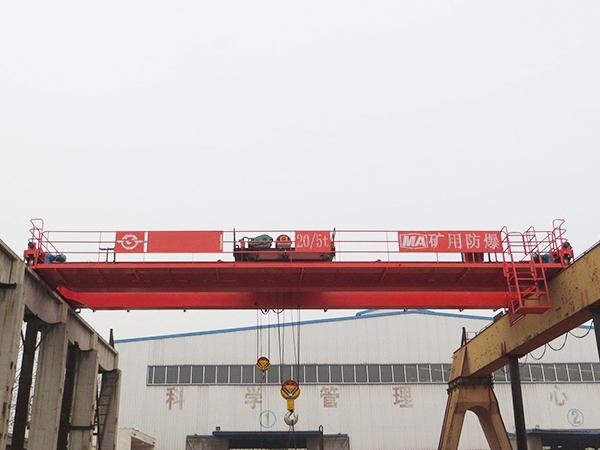 Explosion Proof Overhead Crane Manufacturer