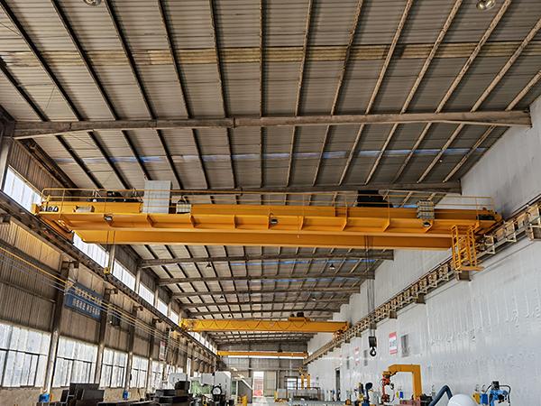 Indoor Overhead Crane Supplier