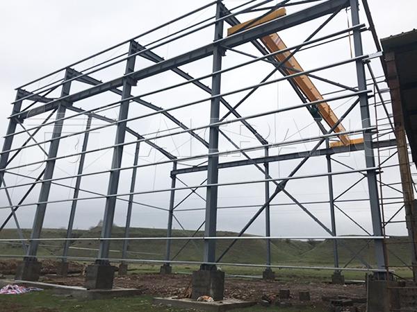 Steel Structure Manufacturer