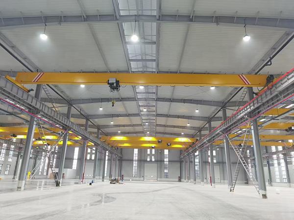 AQ-HD European Style Single Girder Overhead Travelling Crane Price
