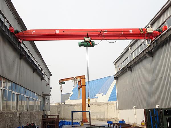 AQ-LB Explosion Proof Crane Design