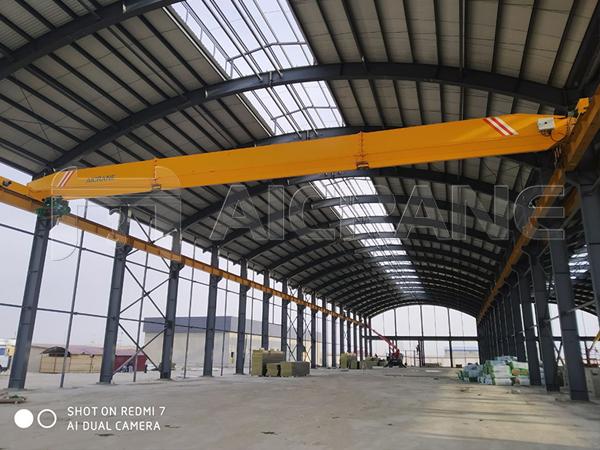 AQ-LD 10 Ton EOT Crane For Sale
