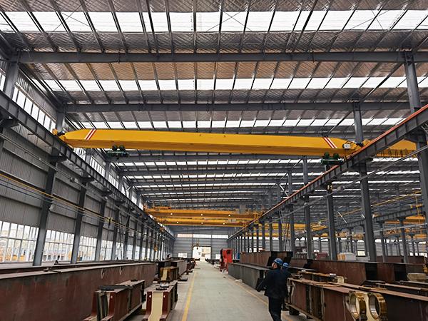 AQ-LD Single Girder EOT Crane Manufacturer