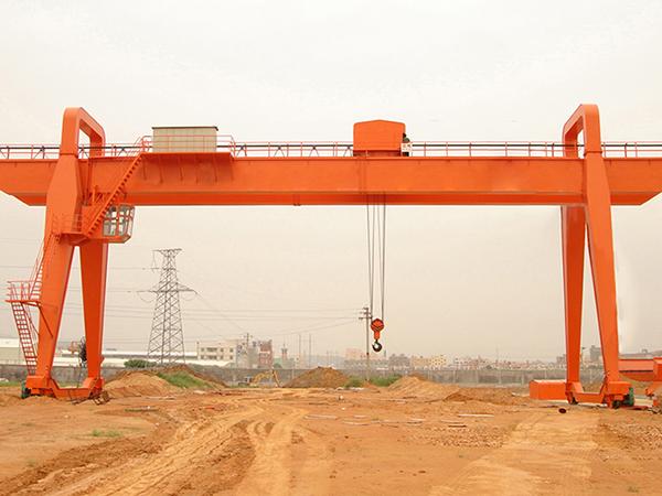 AQ-MG Gantry Crane At Construction Site