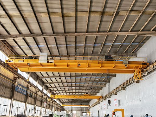 AQ-NLH European Hoist Electric Overhead Traveling Crane Price