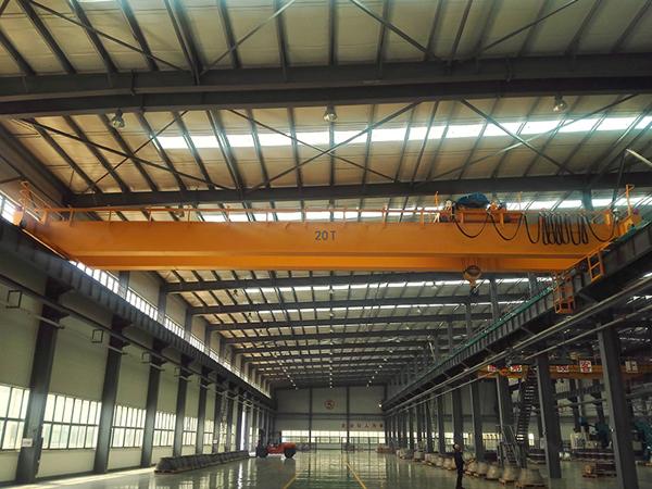 AQ-QD Double Girder EOT Crane Manufacturer