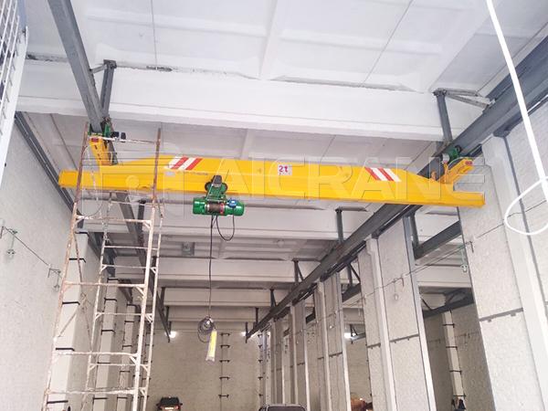 AQ-LX 2 Ton Overhead Crane For Light Lifting Work