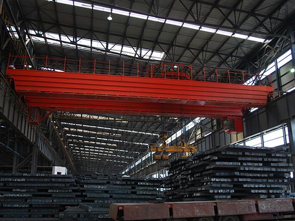 AQ-QCL Overhead Crane For Handling Steel Plates