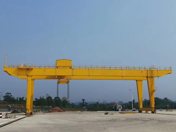 AQ-MDU Gantry Crane 30 Ton Price