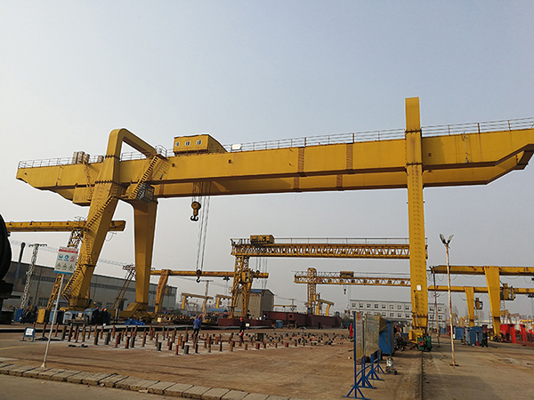AQ-MG 30 Tons Gantry Crane Manufacturer