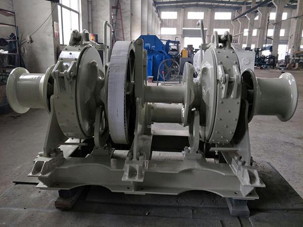 Marine Windlass Manufacturer