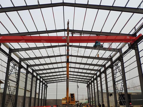 AQ-LDY Metallurgical Overhead Crane With YH Electric Hoist