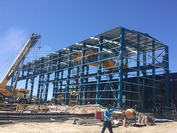 Steel Structure Factory Design