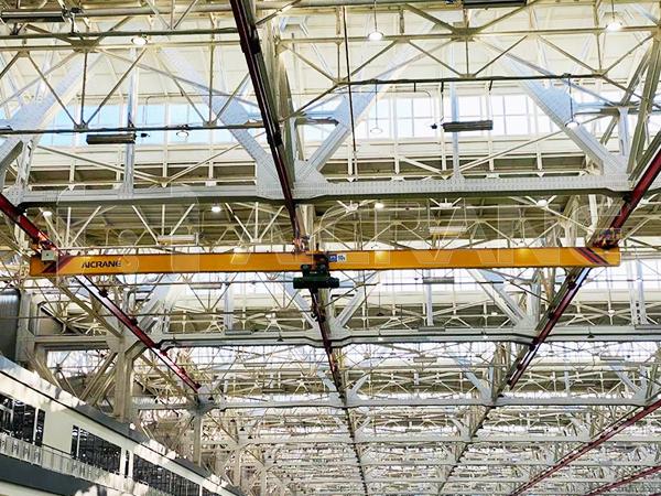 AQ-LX Underhung EOT Crane For Sale