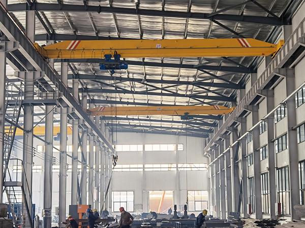 3 Ton Overhead Crane For Workshop