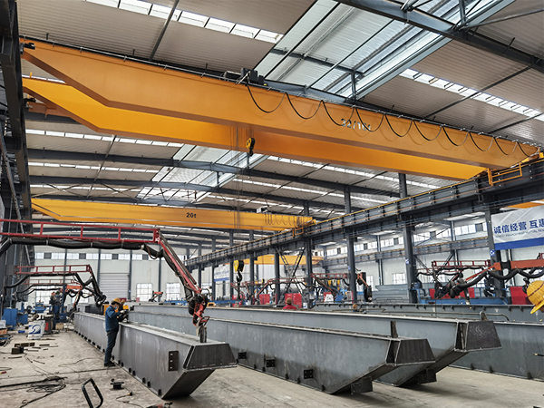 AQ-NLH European Hoist Overhead Crane Price