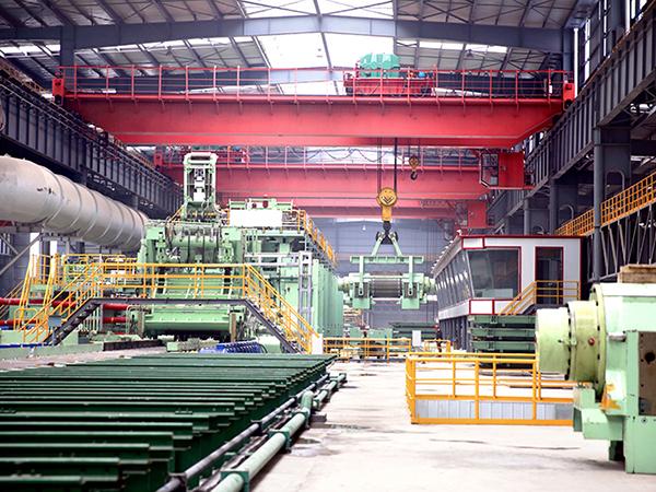 AQ-QD 100 Ton Overhead Crane in Industrial Plant