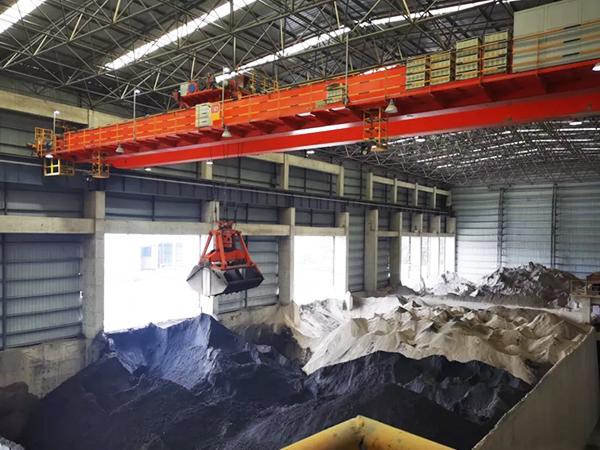 AQ-QZ Grab Bucket Overhead Crane