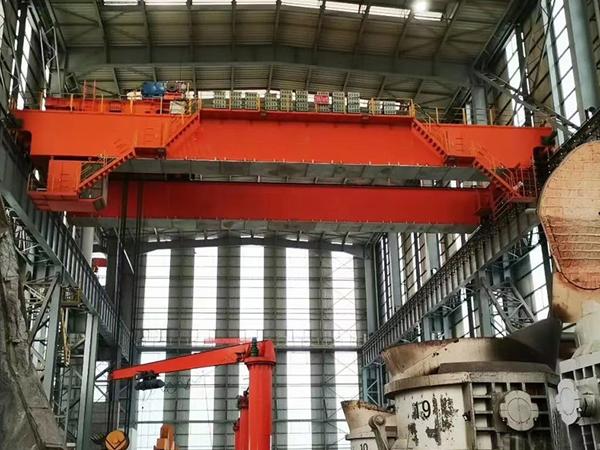 AQ-YZ Casting Bridge Crane For Sale