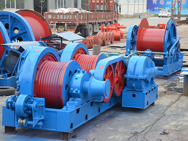 10 Ton Electric Winch Supplier