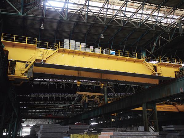 Slab Clamp Bridge Crane Price